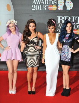 Little Mix: Perrie, Jesy, Leigh-Anne, Jade