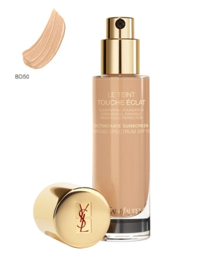 Yves Saint Laurent Le Teint Touche Éclat Foundation (BD50) €40 - http://www.brownthomas.com/face/le-teint-touche-eclat-foundation/invt/70x2174xl303090