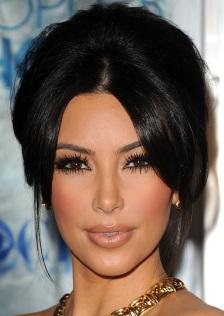 kim kardashian makeup looks 1