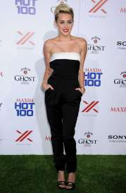 2013 Maxim Hot 100 - wearing Valentino