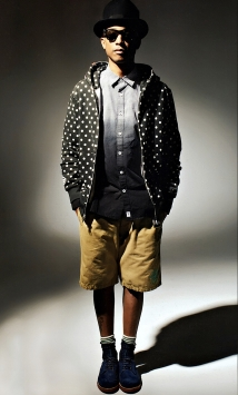 Steal His Style: Pharrell Williams http://wp.me/p2NqdH-e3