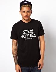 Reason 'Homies New York' Tshirt