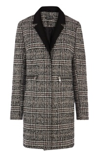 WAREHOUSE Prince of Wales Coat €113