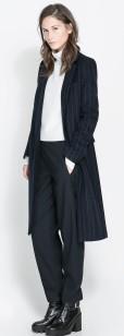 ZARA Pin Stripe Coat €149