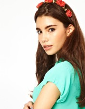 JOHNNY LOVES ROSIE @ ASOS Rose And Spike Alice Band €16.27