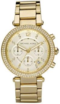 Michael Kors €249 - Parker Chronograph Watch http://bit.ly/1oKEdGF