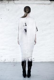 4/704 Tide dyed kaftan dress (back)