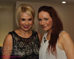 Niamh Martin & Samantha Johnston