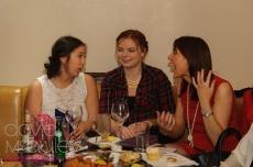 Myself, Caoimhe & Mona (Samantha's BFF)