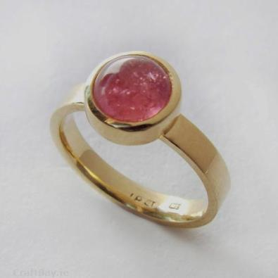 Passionately Pink by Mary Enright €820 http://craftbay.ie/Product/655/Jewellery/Rings/Passionately-Pink