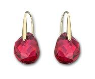Swarovski €69 - Galet Pierced Drop Earrings