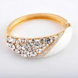Jasper Jewellery €80 - Terrazzo Enamel Gold Bracelet