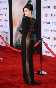 Jaimie Alexander at LA Premiere