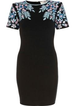 Lashes of London €155 - Embellished Shoulder Dress
