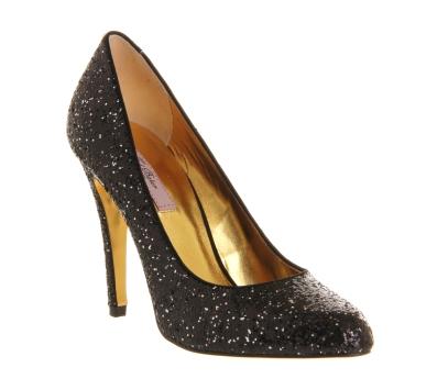 Ted Baker €114 - Cinders Glitter Heels