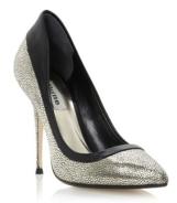 Dune €107 - Bebe Metallic Heels