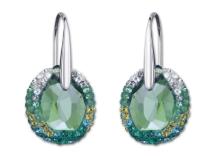 Swarovski €89 - Hyacinth Drop Earrings