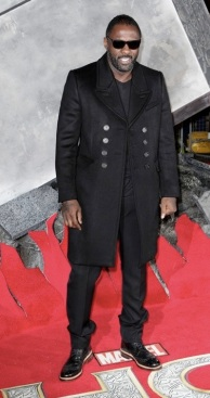 Idris Elba at London Premiere