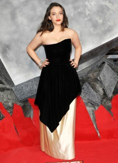 Kat Dennings at London Premiere