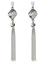 Marks & Spencers €27 - Autograph & Swarovski Reflect Tassel Drop Earrings