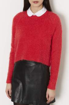 Topshop €40 - Fluffy Crew Neck Jumper http://www.topshop.com/en/tsuk/product/new-in-this-week-2169932/new-in-this-week-493/view-all-956/knitted-fluffy-crew-jumper-2510576?utm_medium=affiliate&network=linkshare&siteID=Hy3bqNL2jtQ-l83uuqH1tjpKw4n_.R_meA&cmpid=ukls_deeplink&_$ja=tsid:19906|prd:Hy3bqNL2jtQ