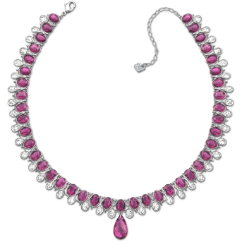 Swarovski €303 - Spectacular Ruby Collar