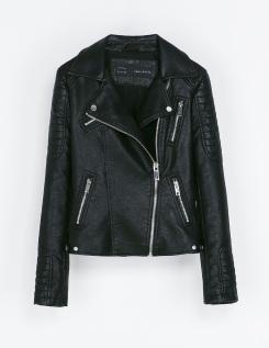 Motorcycle Jacket with Zips €83