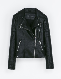 Motorcycle Jacket with Zips €83