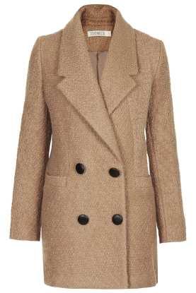 Jovannista @ Topshop €110 - Boyfriend Tailored Coat http://tinyurl.com/qxq8uj7