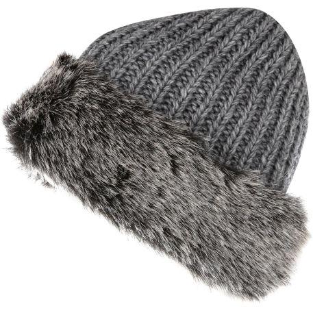 Grey Faux Fur Trim http://tinyurl.com/jvpvy36
