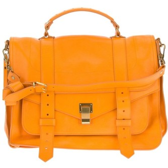 Proenza Schouler €1,225 - PS1 Satchel
