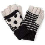 Dotty Capped Gloves http://tinyurl.com/qhl9vko