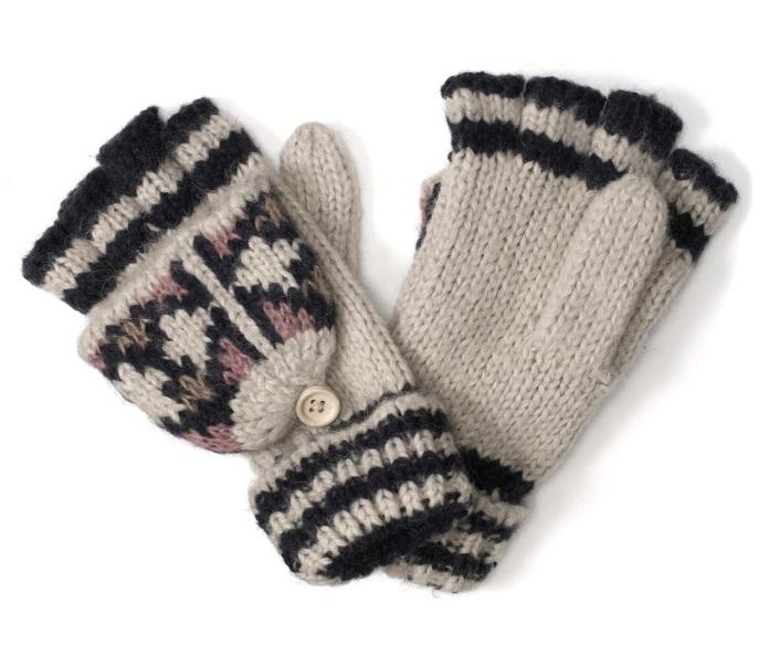 Mexicana Stripe Capped Glove http://tinyurl.com/oqsg3qp