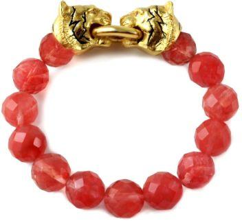 Bill Skinner €78 - Tiger Stretch Bracelet http://tinyurl.com/pxqntgt
