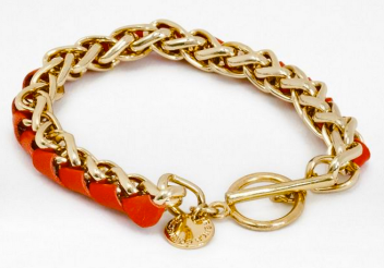 French Connection €15 - Leather And Chain Friendship http://tinyurl.com/l289vdw