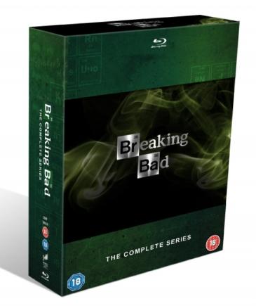 Breaking Bad Complete Boxset DVD