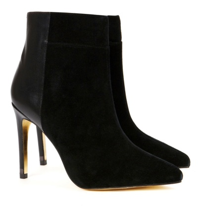 Ted Baker €165 - Frisor Pointed Ankle Boots http://www.tedbaker.com/ie/Womens/Footwear/FRISOR-Pointed-ankle-boot-Black/p/107739-00-BLACK