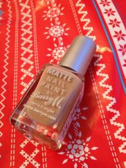 Barry M - Matte Nail Paint in Caramel