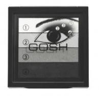 GOSH €11.99 - Bolder Eyes 4 Step Eyeshadow in Black