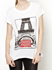 Eleven Paris €53.43 - Eiffel Tower Print Tshirt http://www.asos.com/Eleven-Paris/Eleven-Paris-Eiffel-Tower-Tee/Prod/pgeproduct.aspx?iid=3289349
