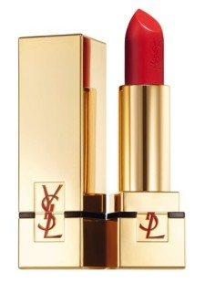 Yves Saint Laurent €31 - Rouge Pur Couture Lipstick in No.50 http://www.brownthomas.com/lips/rouge-pur-couture-matt/invt/70x2174xl353780