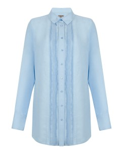 Washed Silk Pintuck Shirt http://www.jigsaw-online.com/products/washed-silk-pintuck-shirt-7895