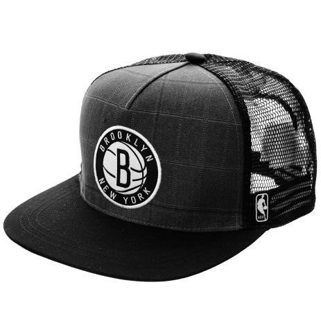 Brooklyn Nets €19 - NBA Trucker Cap http://tinyurl.com/otcnzxa