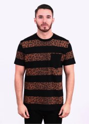 Carhartt X Neighborhood €56.96 - Short Sleeve Leopard Tee http://bit.ly/1tyulCe