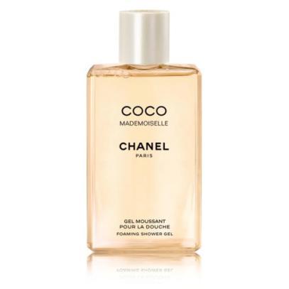 Coco Mademoiselle shower gel, Chanel
