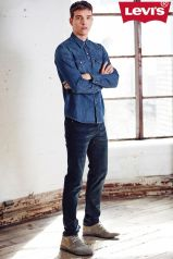Levi's €117 - Mid Wash Denim Shirt http://bit.ly/1xDge5R