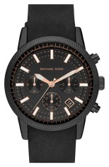 Michael Kors €151.57 - 'Scout' Chronograph Silicone Strap http://tinyurl.com/pkeof2g