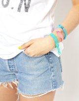 ASOS €13.70 - Festival Bracelets http://tinyurl.com/pqgbbyq