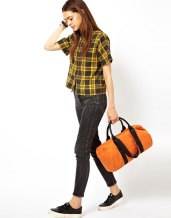 ASOS €41.10 - Holdall Bag With Nylon Quilting http://tinyurl.com/pv5sts2