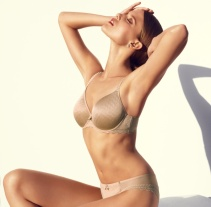 Chantelle €59 - C Chic Spacer Bra http://bit.ly/17eqjdv